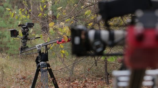 Cameras and Shooting Equipment video