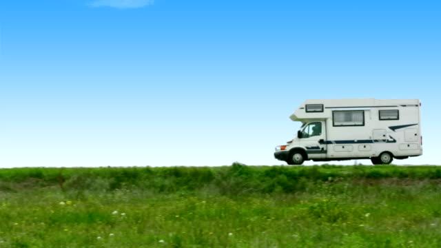 Camper leaves video