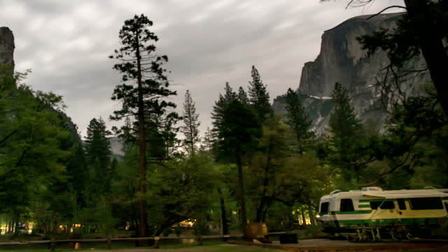 Camping in Yosemite Valley video