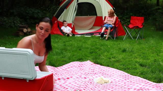 Camping Pic Nic video