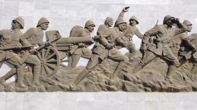 vidéos et rushes de mémorial des martyrs de canakkale - première guerre mondiale