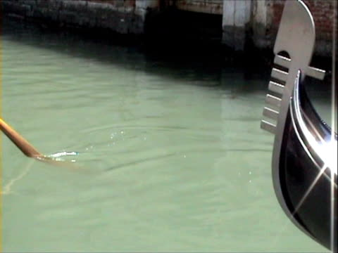 canals of venice - passenger craft stock videos & royalty-free footage
