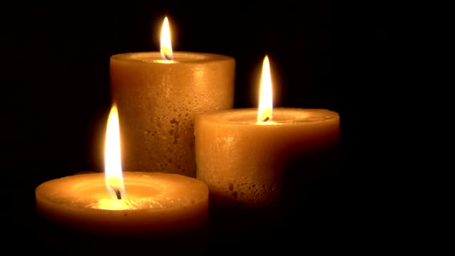 Candle seamless loop  candle stock videos & royalty-free footage