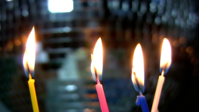 HD: Candle video