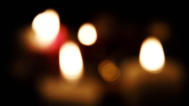 Candles Defocused Seamless Loop. Candles Defocused Seamless Loop. 4K(UHD) 3840x2160 format. candle stock videos & royalty-free footage