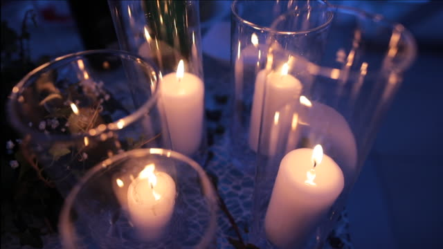 Candles candle lights candle stock videos & royalty-free footage