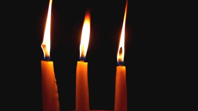 Candles video