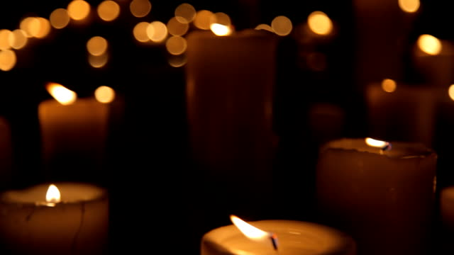 Candles Candles candle stock videos & royalty-free footage