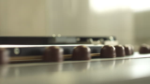 candy factory video