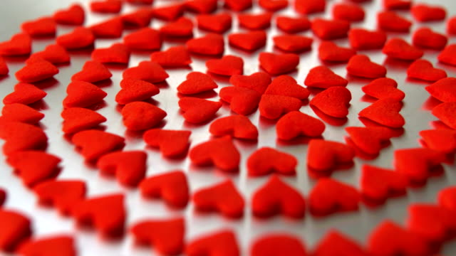 Candy hearts, Slow Motion video