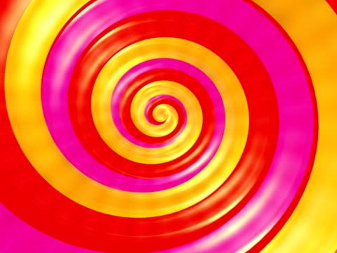 candy spirals - 波板糖 個影片檔及 b 捲影像