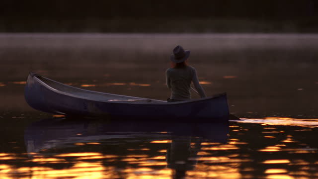 canoe girl video