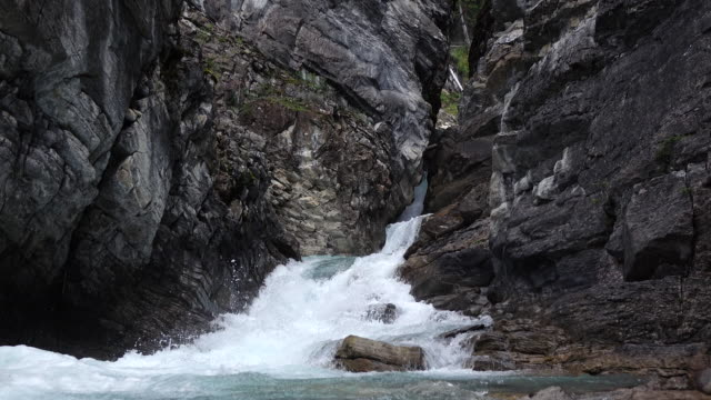 Canyon Falls video