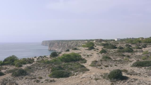 Cap Blanc, eine schöne Klippe auf Mallorca, Spanien – Video