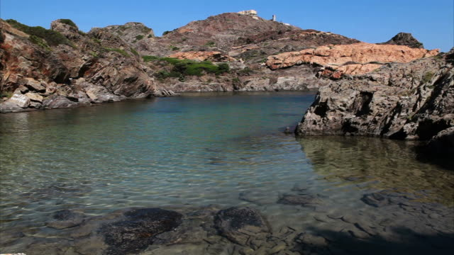 Cap de creus amazing Natural Park, Spain video