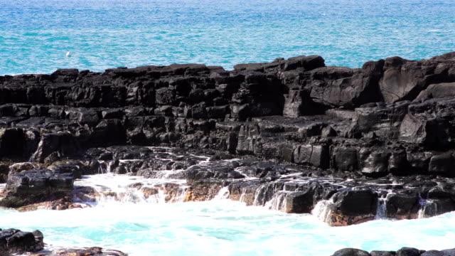cap de la houssaye - reunion island - reunion stock videos & royalty-free footage