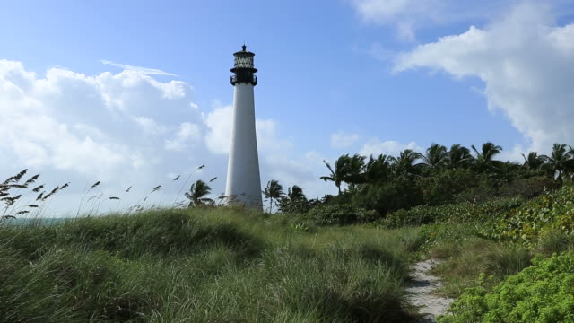 Cape Florida Lighthouse video