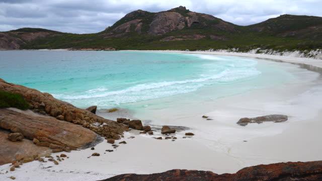 cape le grand national park, western australia - western australia stock videos & royalty-free footage