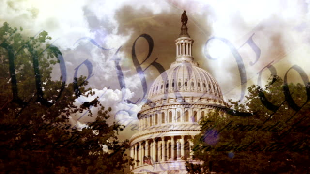 US Capital Cloud Composite Medium Angle video