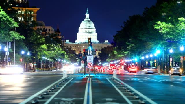 Capitol Hill, Washington DC video