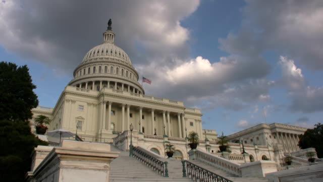 Capitol in Washington DC/USA video