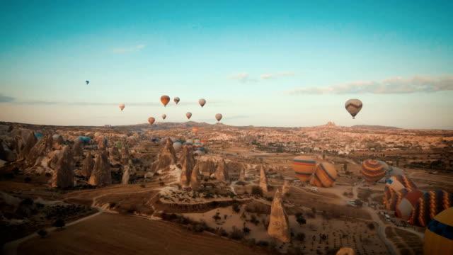 cappadocia, ballooning