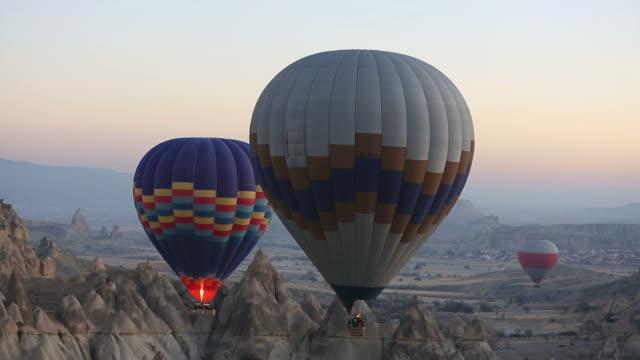 Cappadocia Balloons video