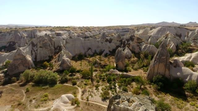 cappadocia feenkamine türkei - zentralanatolien stock-videos und b-roll-filmmaterial