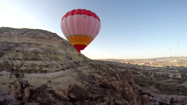 Cappadocia Hot Air Balloon video