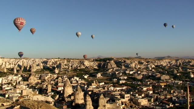 cappadocia, turkey - anatolien bildbanksvideor och videomaterial från bakom kulisserna