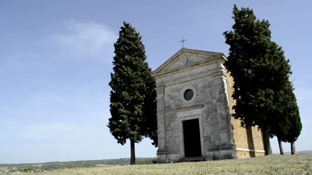 Cappella di Vitaleta - Italy Tuscany Church video