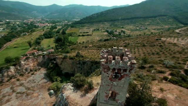 Caprona Tower Tuscany video