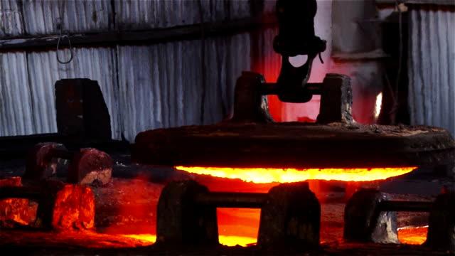 Capture Metallurgical billets video