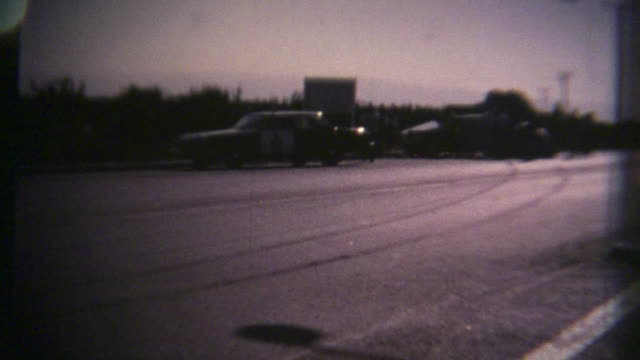 Car Accident (Archival 1960s) video