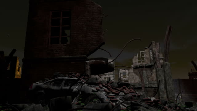 Car after War video