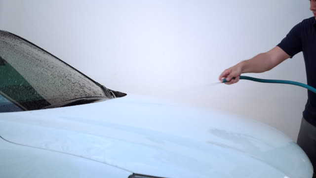 auto detaillierung männer - wachs epilation stock-videos und b-roll-filmmaterial