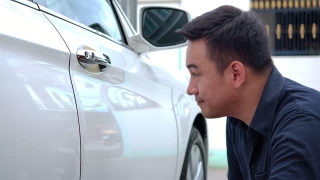 Car detailing Men