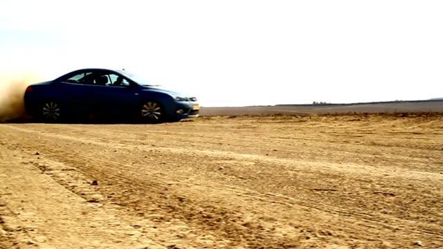 Car drift's. video