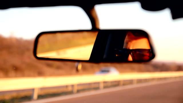 Car drive after job video