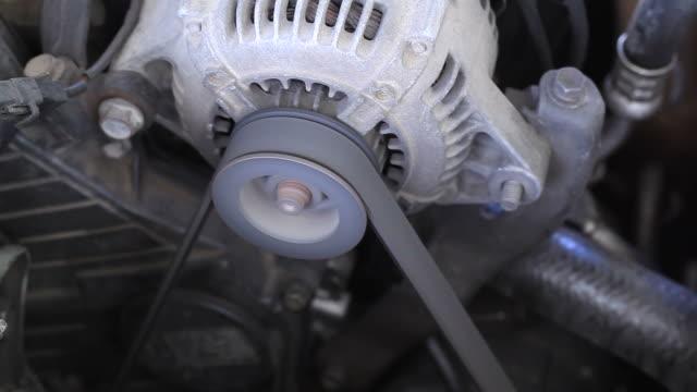 Car Engine Start video