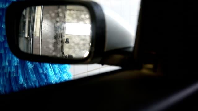 car in the carwash - surf garage bildbanksvideor och videomaterial från bakom kulisserna