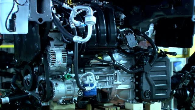 car industry, automobile