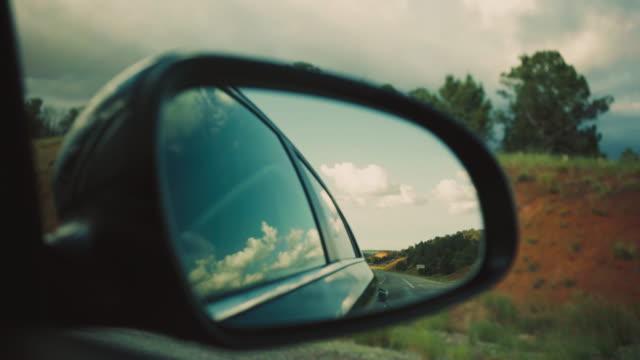 stockvideo's en b-roll-footage met car passagier uitzicht reizen in de vs zuidwest - westelijke verenigde staten