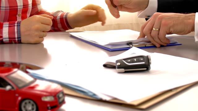 Car Rental - 4K Resolution