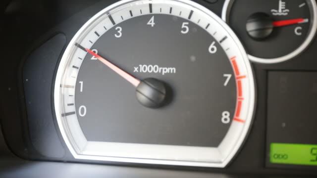 car rpm indicator