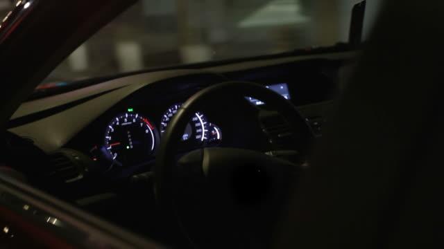 Car Steering Wheel video