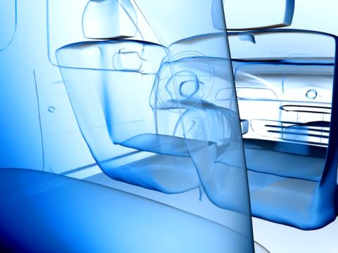 Technische Zeichnung Auto - Videos und B-Roll Material - iStock