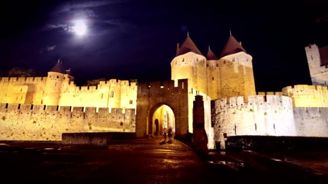 Carcassonne, France video