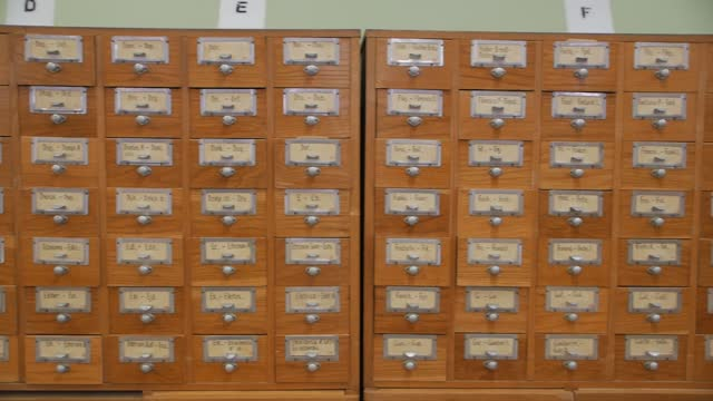 Card File Archive