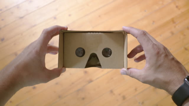 Cardboard VR Point of View video